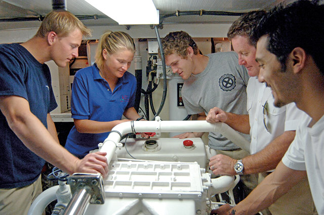 Marine Diesel – OCC Sailing